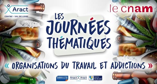 Evènement / Les journées thématiques de l'ARACT et du CNAM Centre Val-de Loire #1