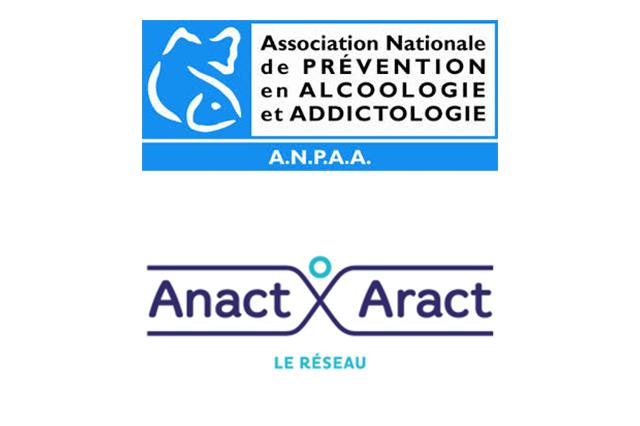 Une nouvelle approche de la prévention des conduites addictives par l'Anact, le réseau Anact-Aract avec le soutien de la MILDECA, de la MSA et du groupe VYV