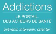 Addictions : le portail des acteurs de santé