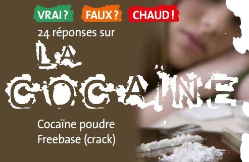 Addiction Autres drogues - 24 réponses sur la cocaïne