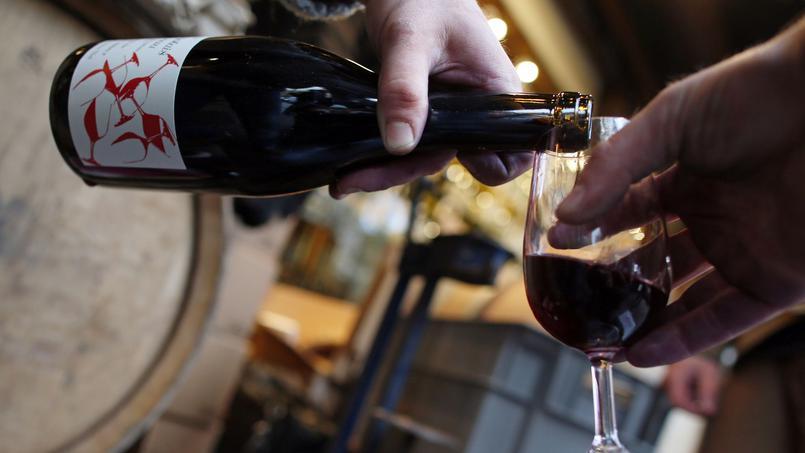 Addiction Alcool - De plus en plus de Français consomment du vin