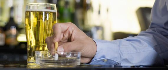 Les Français parmi les plus gros consommateurs d'alcool et de tabac de l'OCDE