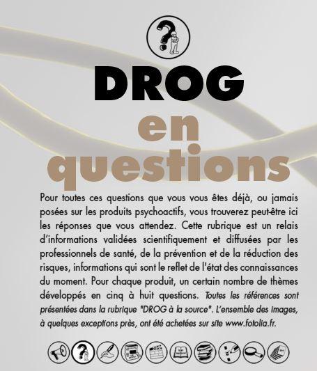 Addiction Alcool - Les fiches produits Drogbox