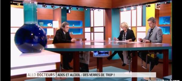 Allô Docteurs - Ados et alcool : des verres de trop