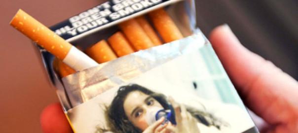 Arrêt du tabac : le paquet neutre est-il efficace ?
