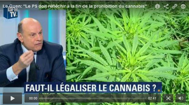 Addiction Cannabis - Cannabis: Jean-Marie Le Guen veut rouvrir le débat sur la dépénalisation