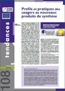 Profils et pratiques des usagers de nouveaux produits de synthèse