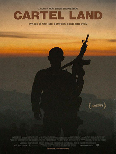 "Addiction Autres drogues - ""Cartel land"""