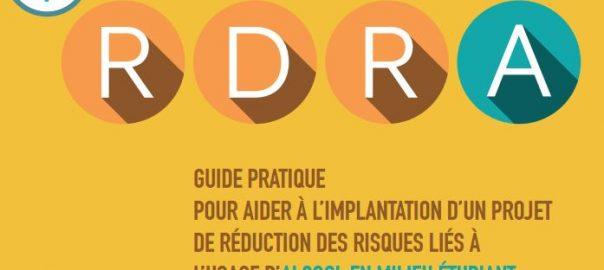 ALCOOL / Guide pratique : implanter un projet de réduction des risques liés à l'usage d'alcool en milieu étudiant