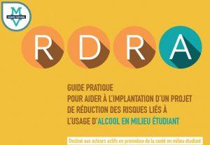 Addiction Alcool - ALCOOL / Guide pratique : implanter un projet de réduction des risques liés à l'usage d'alcool en milieu étudiant