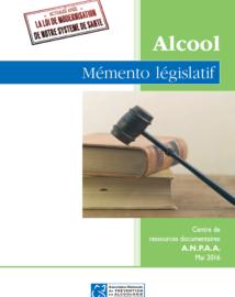 Mémento législatif Alcool