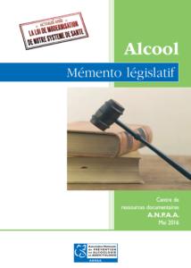 memento legislatif alcool