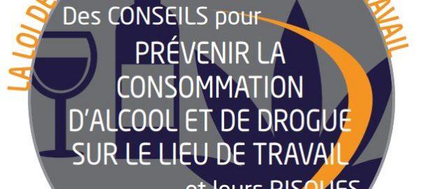 Consommations d'alcool et de drogues en entreprise : des réponses à la mission de prévention