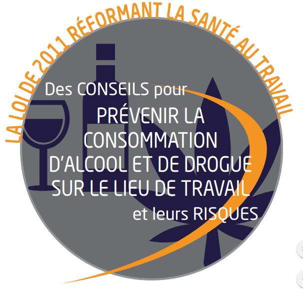 Addiction Alcool - Consommations d'alcool et de drogues en entreprise : des réponses à la mission de prévention