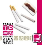 Addiction Tabac - TABAC / Savoir plus, risquer moins