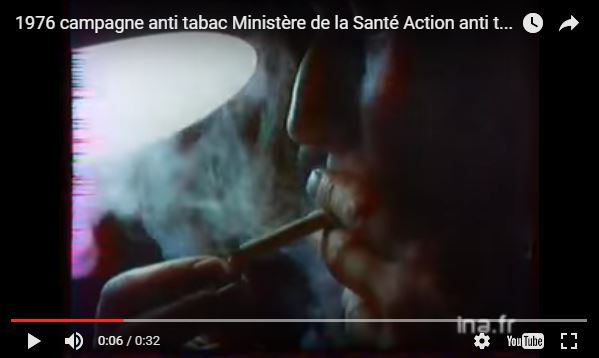 Addiction Tabac - Campagnes anti-tabac : 40 ans de publicités