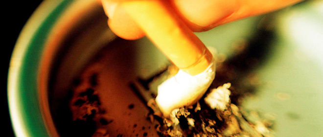Addiction Tabac - Pas de clopes avant de passer au bloc !