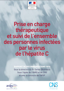 Addiction Autres drogues - Rapport hépatites pour un accès universel aux traitements
