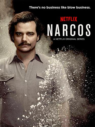 "Addiction  - Série Télévisée / ""Narcos"" de Chris Brancato, Carlo Bernard et Doug Miro"