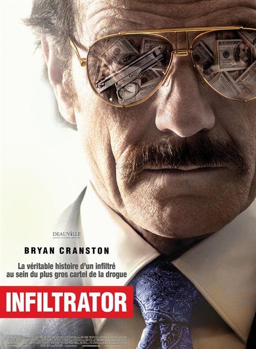 """Addiction  - Sortie cinéma / """"Infiltrator"""" de Brad Furman"""