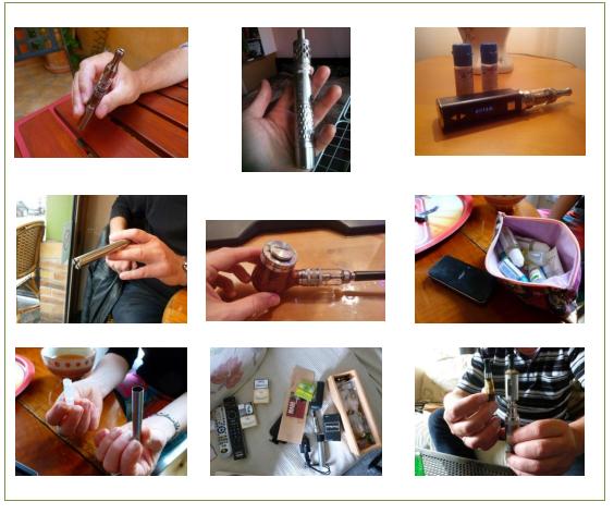 Addiction Tabac - Etude qualitative auprès des utilisateurs de cigarette électronique (pratiques, usages, représentations)