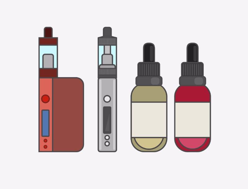 Addiction Tabac - Le RESPADD émet plusieurs recommandations pour le vapotage dans les établissements de santé