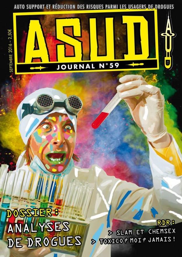 Addiction Alcool - ASUD Journal n°59 : dossier sur l'analyse des produits