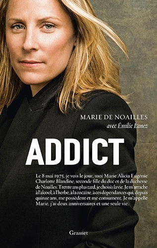 "Addiction  - Récit / ""Addict"" de Marie de Noailles"