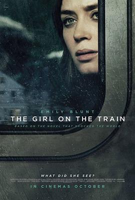 "Addiction  - Cinéma / ""La fille du train"" de Tate Taylor"