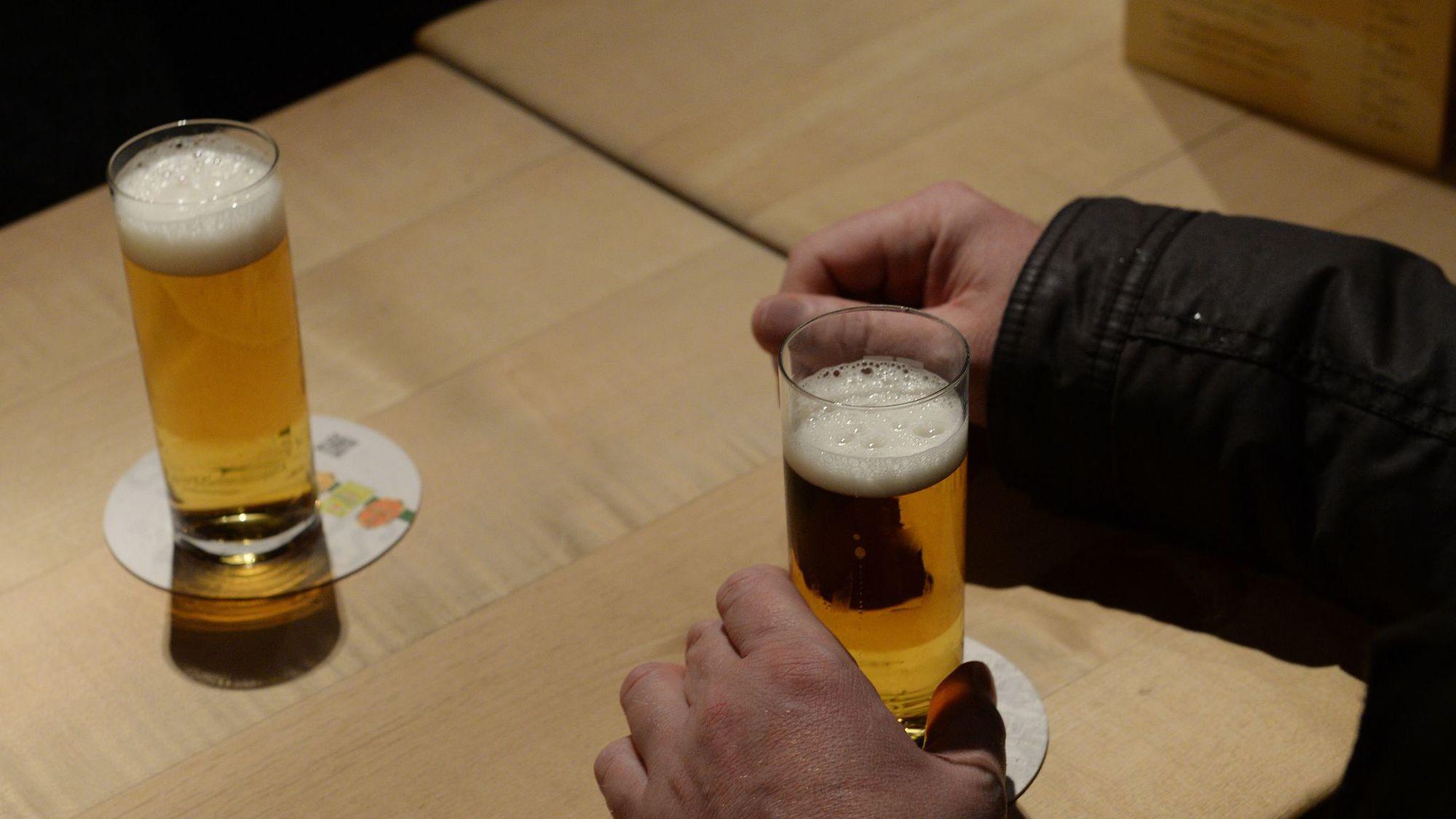 Etats unis l abus d alcool et de drogues un trouble for Alcool de verveine maison
