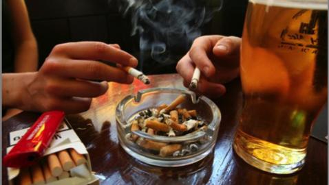 Les « fumeurs de soirée » se sentent-ils fumeurs?