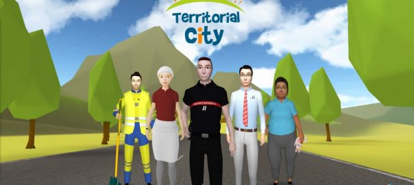 Territorial City : le serious game de la MNT sur les consommations de substances psychoactives