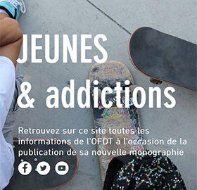 DROGUES / Rapport de l'OFDT sur les jeunes et les addictions