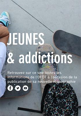 Addiction Toutes les addictions - DROGUES / Rapport de l'OFDT sur les jeunes et les addictions