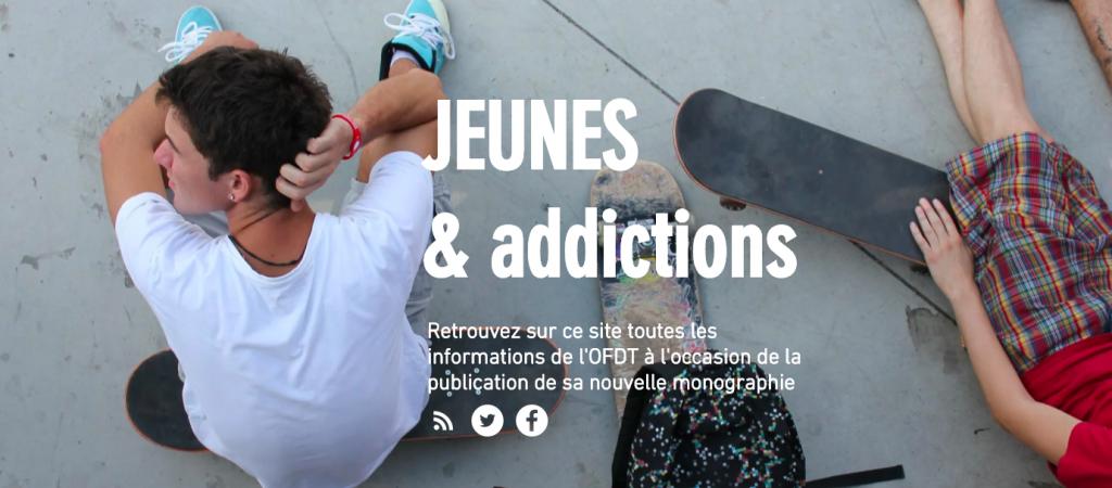 Addiction Autres drogues - DROGUES / Ouvrage «jeunes et addictions» de l'OFDT – des tendances de fond qui confirment la nécessité d'intervenir précocement