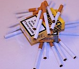 Addiction Tabac - TABAC / La population soutient une interdiction générale de la publicité pour le tabac
