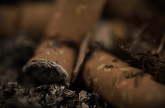 Addiction Tabac - TABAC / Des risques même en-dessous de 10 cigarettes par jour