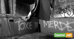 """Addiction Autres drogues - HEROÏNE / """"ICI, MÊME LES MURS ONT LE SIDA"""" , Plongée dans le milieu toxicomane carol"""