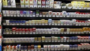 vente de tabac