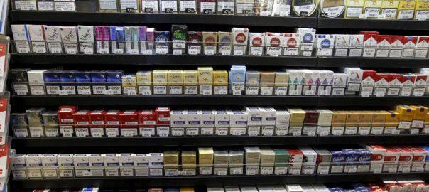 TABAC / Moins de cigarettes vendues en 2016 en France