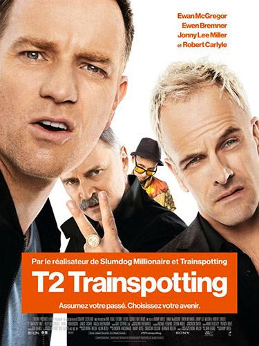 """Addiction  - Cinéma / """"T2 Trainspotting"""" de Danny Boyle"""