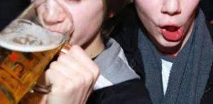 boire avant de sortir