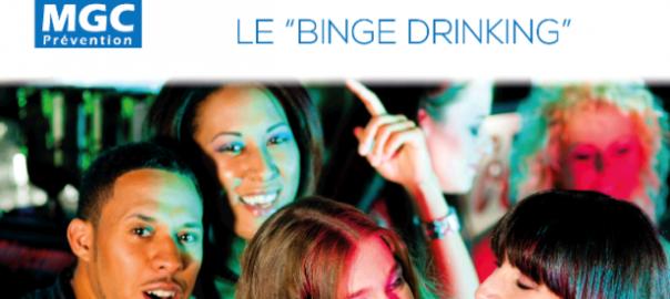 L'ANPAA et le fonds de dotation MGC s'associent pour élaborer un  livret sur le « binge drinking »