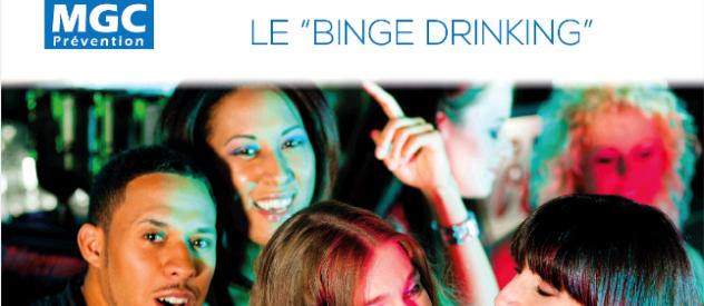 Addiction Alcool - L'ANPAA et le fonds de dotation MGC s'associent pour élaborer un  livret sur le « binge drinking »