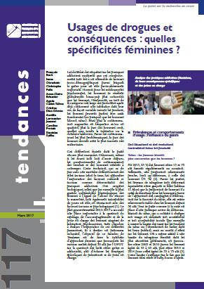 Addiction Autres drogues - Usages de drogues et conséquences : quelles spécificités féminines ?