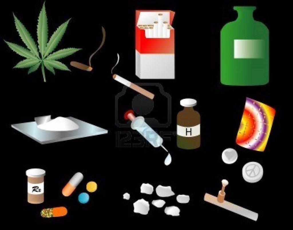 Addiction Autres drogues - DROGUES / Tableau des durées de positivité