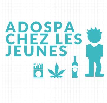 ADOSPA CHEZ LES JEUNES