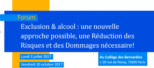 Addiction Alcool - Exclusion & alcool : une nouvelle approche possible