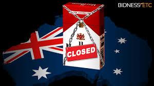 Addiction Tabac - TABAC / Philip Morris perd la bataille du paquet neutre en Australie et le paie très cher