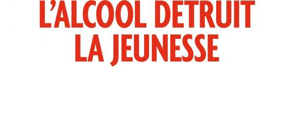 """Essai / """"Comment l'alcool détruit la jeunesse""""  du Pr Amine Benyamina et Marie-Pierre Samitier"""